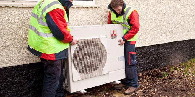 Interest shifts from solar panels to renewable heat