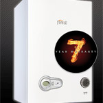 New 7 year warranty for the Ferroli Modena HE Boiler