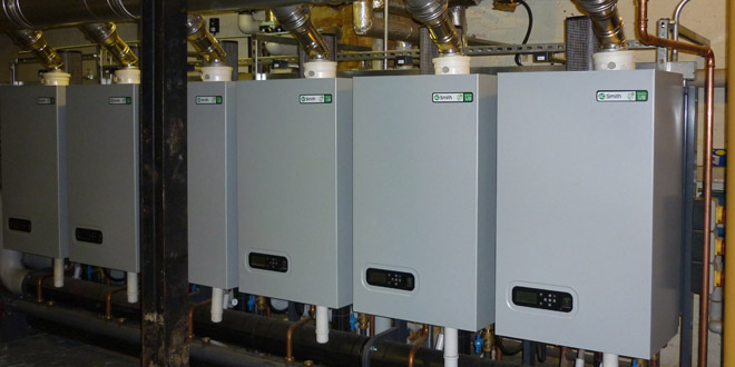A.O. Smith boilers and water heaters reduce fuel bills by 25%