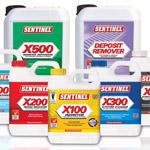 Sentinel's X500 Inhibited Antifreeze