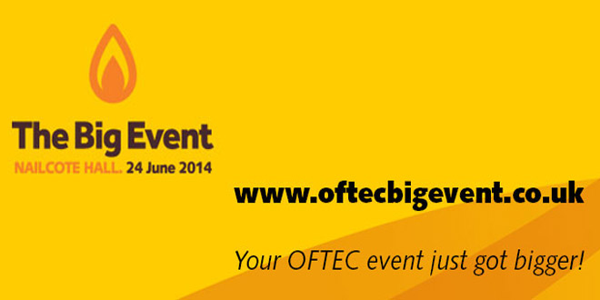 Entries are now open for OFTEC's 2014 Awards for Excellence