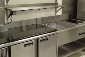 New commercial catering gas safety training manual