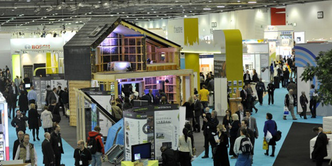 Ecobuild presents the ideal opportunity to get behind the Green Deal