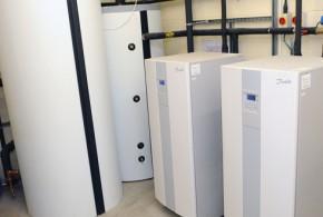 Gearing up for heat pump demand