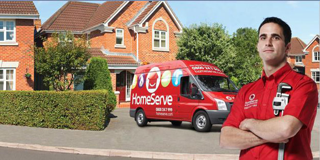 The heat is on for HomeServe