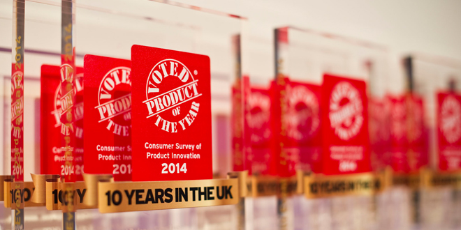 Logic+ boiler scoops national award