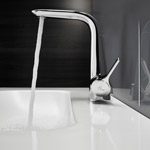 Ideal Standard's Melange High Spout Basin Mixers