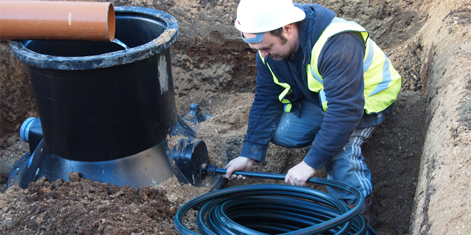Rainwater Harvesting: Installation advise for installers