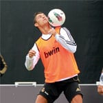Popular - Real training from Madrid