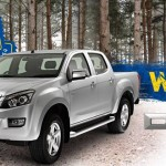 Jewson launches Isuzu D-Max 'Trucky Dip'