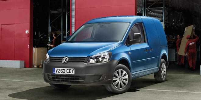 Popular - New Caddy BlueMotion now on sale