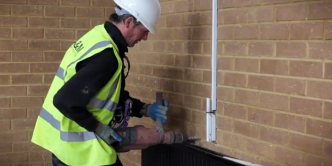 Knauf Insulation helps Delamere Community Centre stay cosy