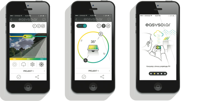 EasySolar is launching its new app to design PV