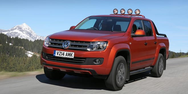Popular - Special-edition Volkswagen Amarok