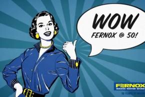 Fernox 50th Anniversary