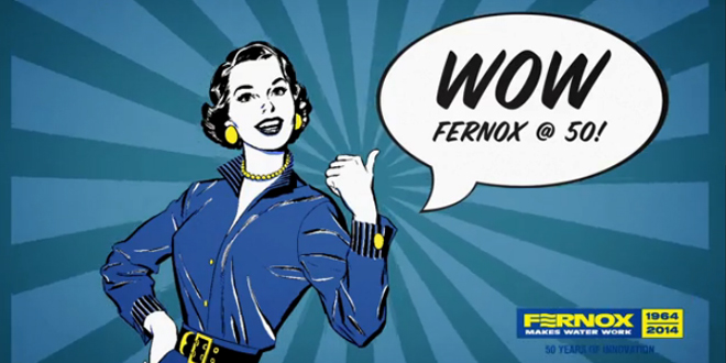 Fernox 50th Anniversary