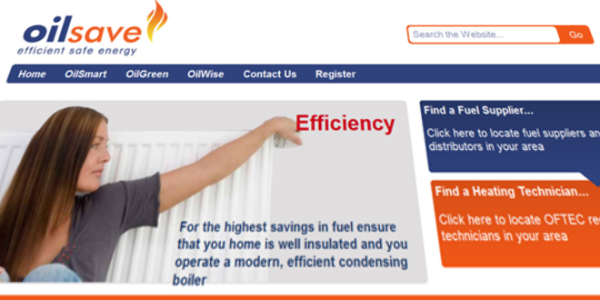 OFTEC and FPS launch new Oilsave website