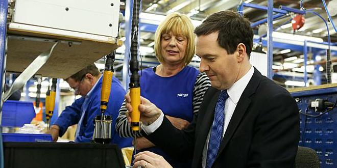 Chancellor visits Triton