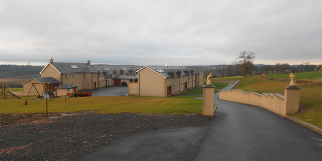 Scottish holiday homes reap the benefits of renewable energy