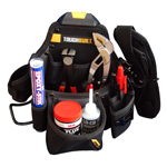 Plumbers set provides an all-in-one kit solution