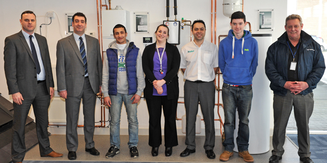 Vaillant provides next generation of engineers