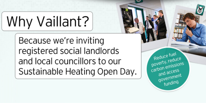 Open days for sustainable landlords, renewables installers and councils