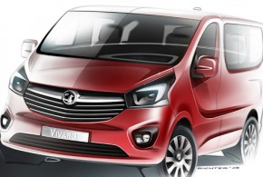 The new Vauxhall Vivaro is coming