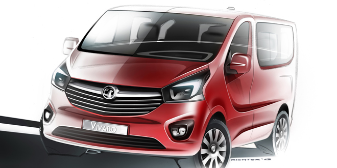 The new Vauxhall Vivaro is coming