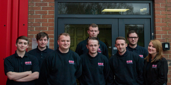 Apprenticeship scheme sets strong foundation at PTS