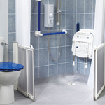 Wet room design and installation in dwellings course