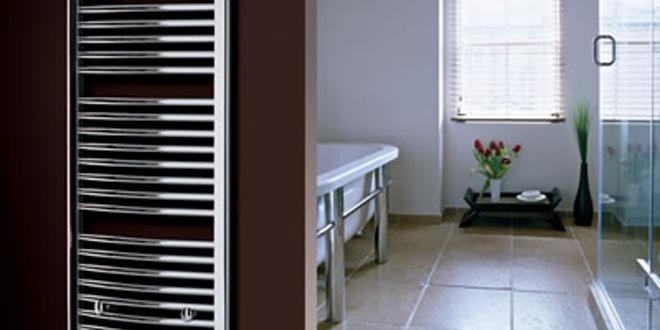Towel rail clocks up 500K hours of use