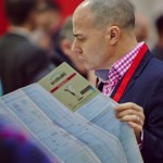 Ecobuild 2014 day one highlights