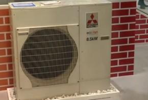 Heat pumps turn heads at Ecobuild