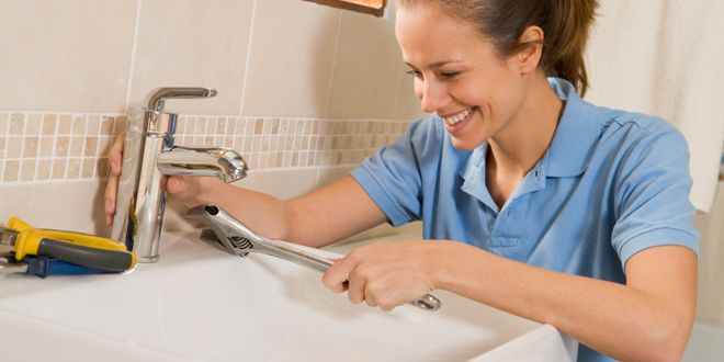 WaterSafe encourages more women plumbers