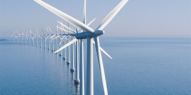 Offshore wind industry given helping hand to lower costs