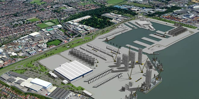 Popular - Siemens to build major offshore wind manufacturing site in the UK
