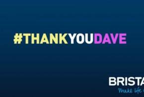 Thankyou Dave