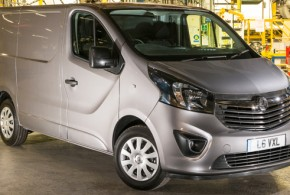 The new Vauxhall Vivaro is here