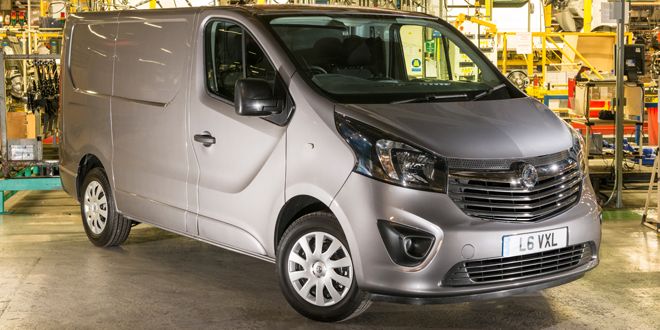 The new Vauxhall Vivaro is here