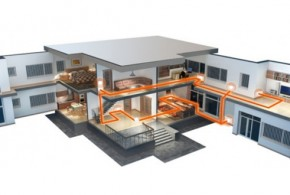 New heating system is changing the way domestic and commercial property is heated