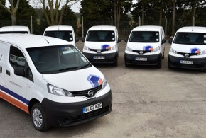 Nissan NV200 SE the right choice for PH Jones