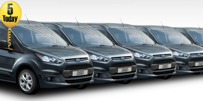 TradePoint Win a Van Competition