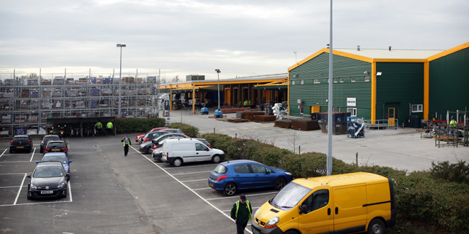 Travis Perkins offers even better availability for its consumers