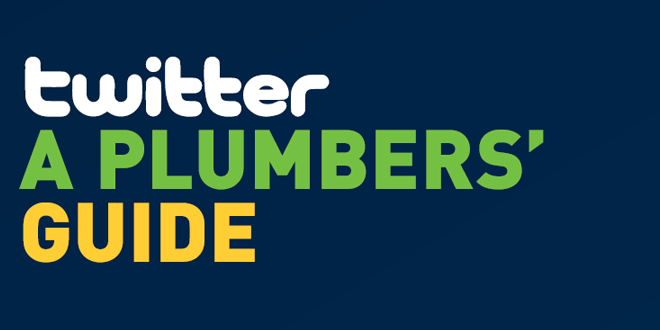 Twitter, a plumber's guide