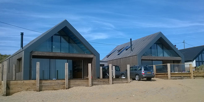 Heat pumps perfect for beach front homes