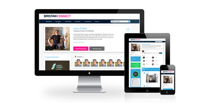 World's first social media network for the plumbing community