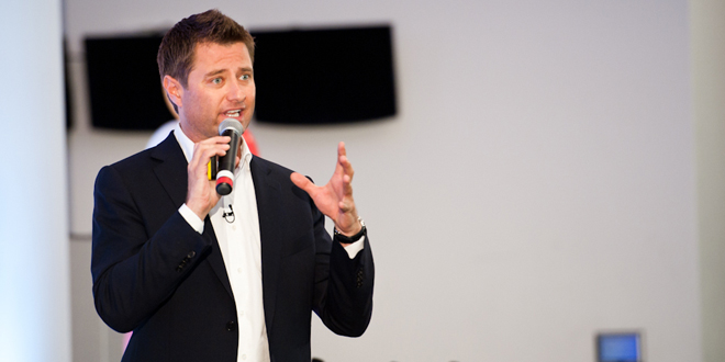 George Clarke attracts large crowds at Live South