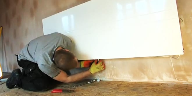 Popular - How to install the ULOW-E2 radiator
