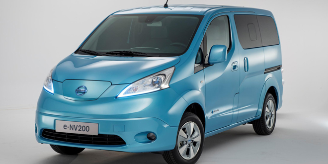 e-NV200: Nissan prices the electric revolution
