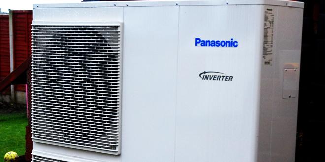 Air source heat pump provides savings in Sudbury